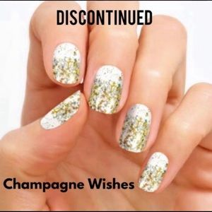 Color Street Nail Strips - Champagne Wishes
